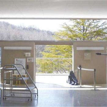 かわさき宙(そら)と緑の科学館(川崎市青年科学館)スライディングルーフ