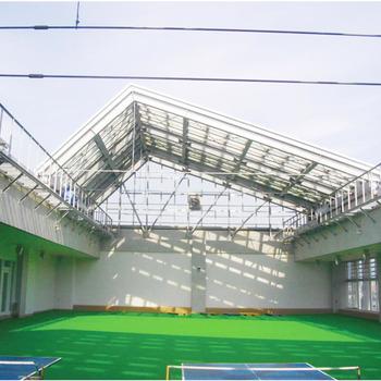 富山市中央小学校プール可動式上屋(PFI事業)